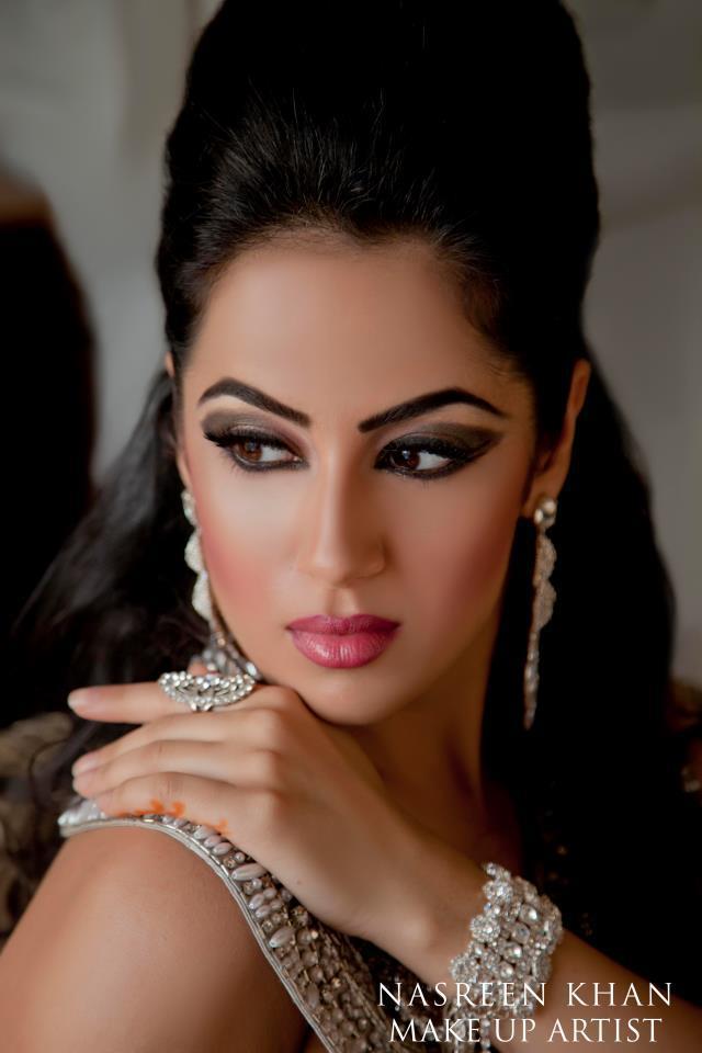 {Makeup Portfolio} Nasreen Khan Mua - Asian Wedding Ideas
