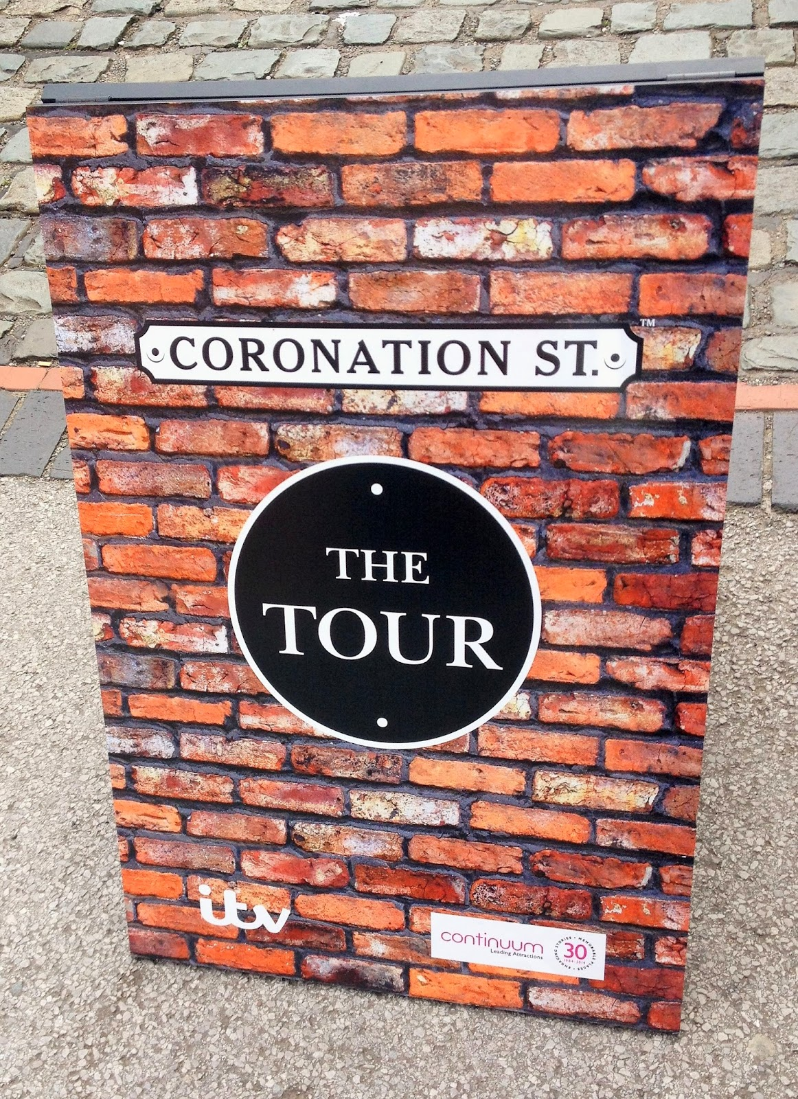 Coronation Street Set Tour The Coronation Street Set