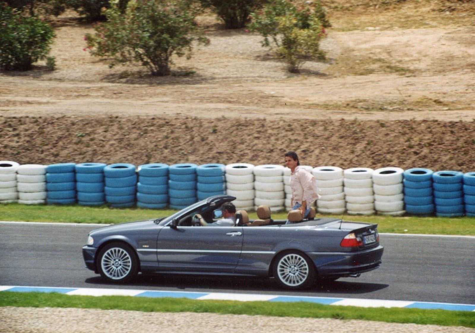 Retirada de Alex Criville en Jerez
