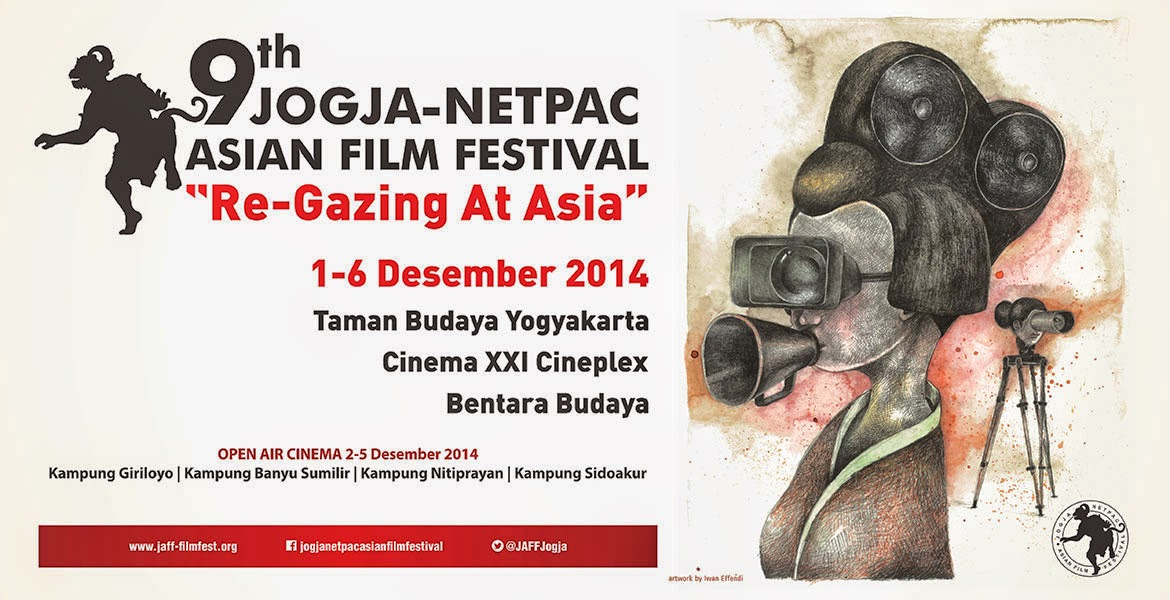 Jogja-NETPAC Asian Film Festival (JAFF)
