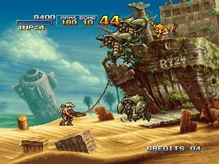 صورة من داخل اللعبة