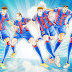 Download Wallpaper Barcelona buatan komikus Captain Tsubasa