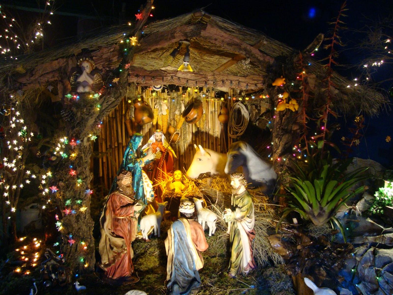 Decoracion de Nacimientos Navideños, parte 3