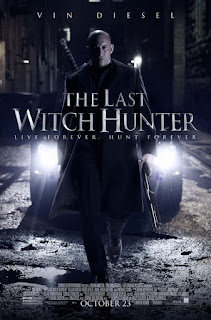 Watch The Last Witch Hunter (2015) movie free online
