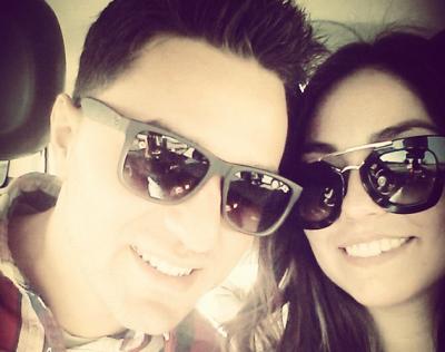 Sharon Bergonzi fidanzato foto