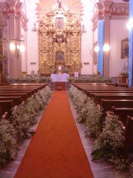 Algunos eventos que se realizan en la Catedral.