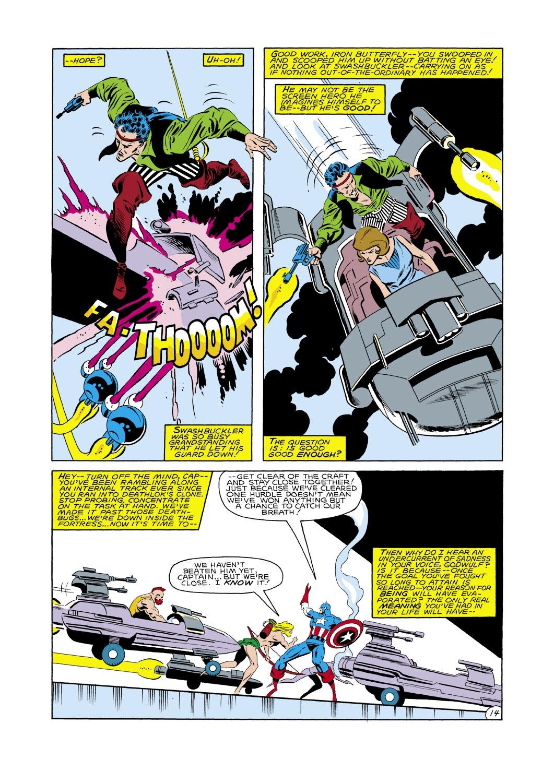 Captain America (1968) Issue #288 #204 - English 15