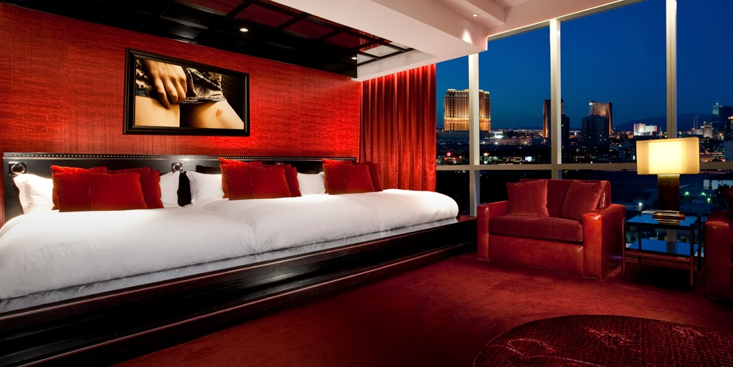Hotels Las Vegas Black Room