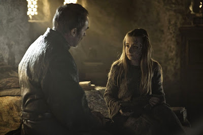 Game of Thrones, Stannis, Father and daughter