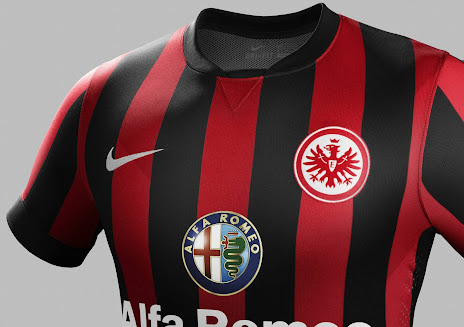 nike eintracht frankfurt 14 15 kits released footy headlines. Black Bedroom Furniture Sets. Home Design Ideas