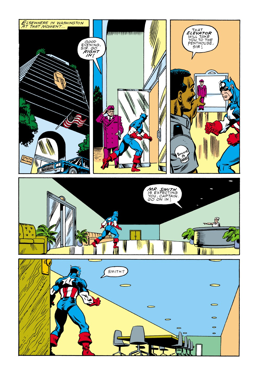 Captain America (1968) Issue #350 #282 - English 19