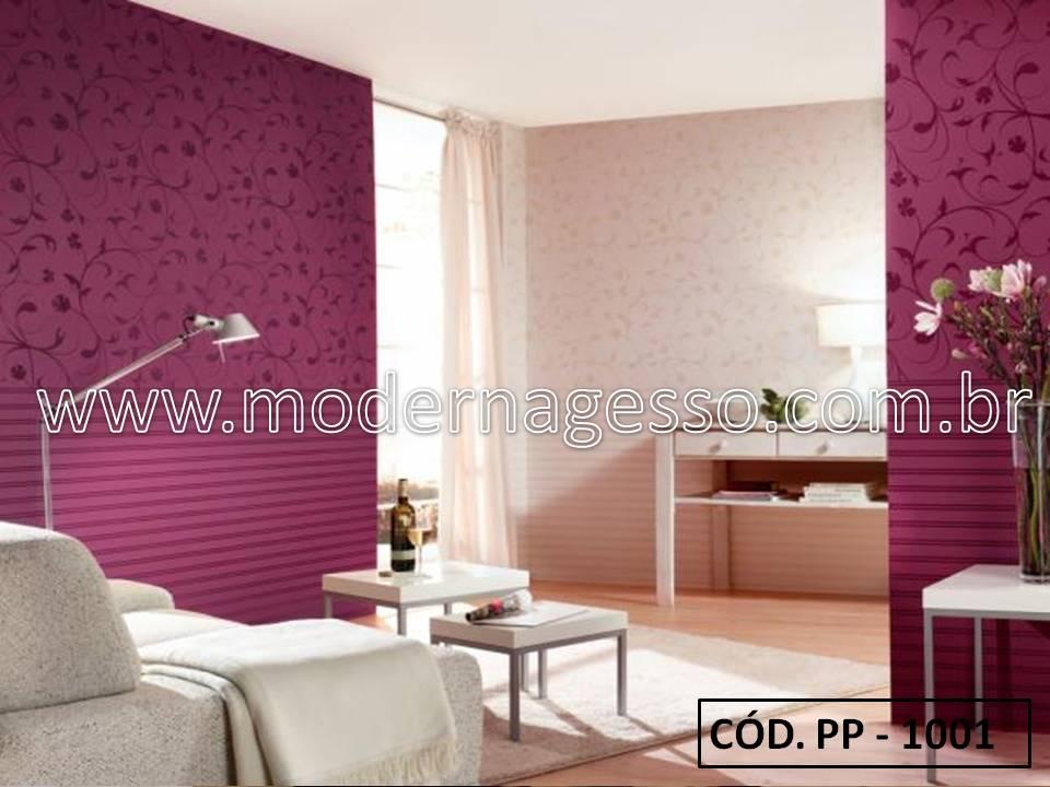 Papel de parede moderna gesso - Papel de pared moderno ...