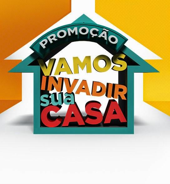 """Promoção """"Vamos invadir sua casa"""" - Compra Certa - Concorra a uma redecoração!"""