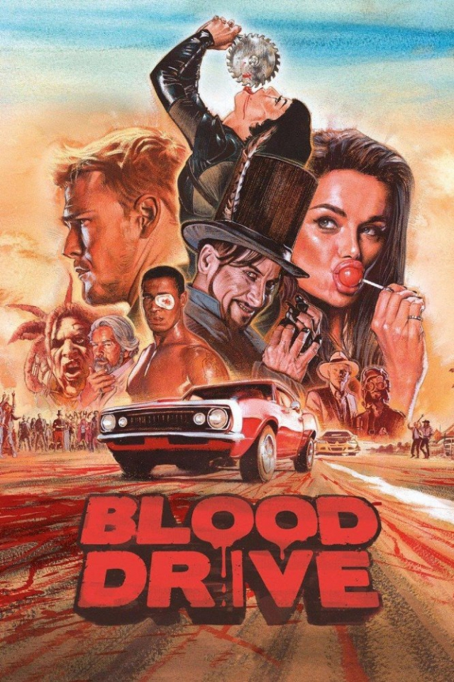 Blood Drive (TV Series 2017)