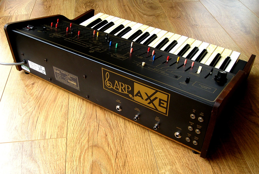 ARP Axxe | Vintage Synth Explorer
