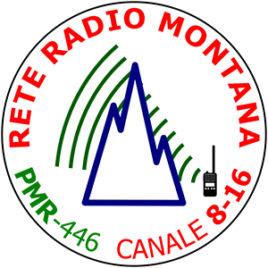 Rete radio Montana PMR 8-16