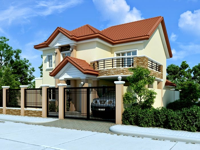 outstanding small bungalow house design. TWO STOREY MODERN HOUSE DESIGNS SIMPLE  Houses Pinterest Modern house design and House