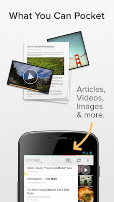 Pocket - Read It Later 4.0.3 Apk Android