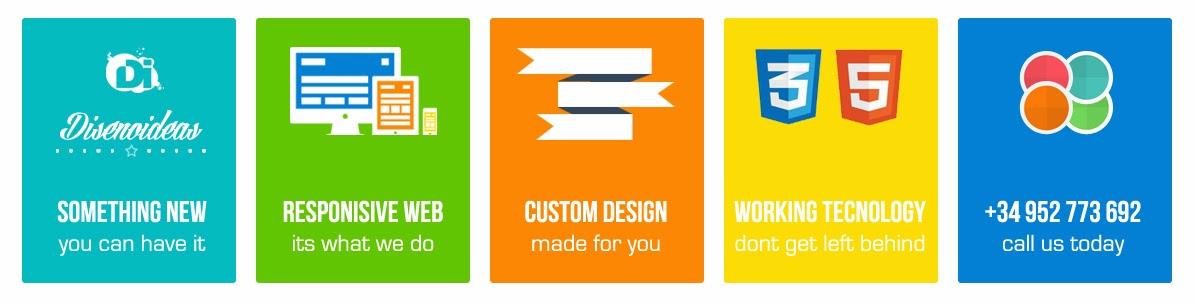 marbella web designers - marbella web design disenoideas online seo positioning for websites