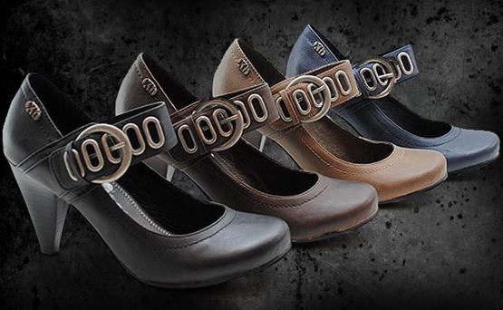 zapatos otoño invierno 2011 2012 mujer