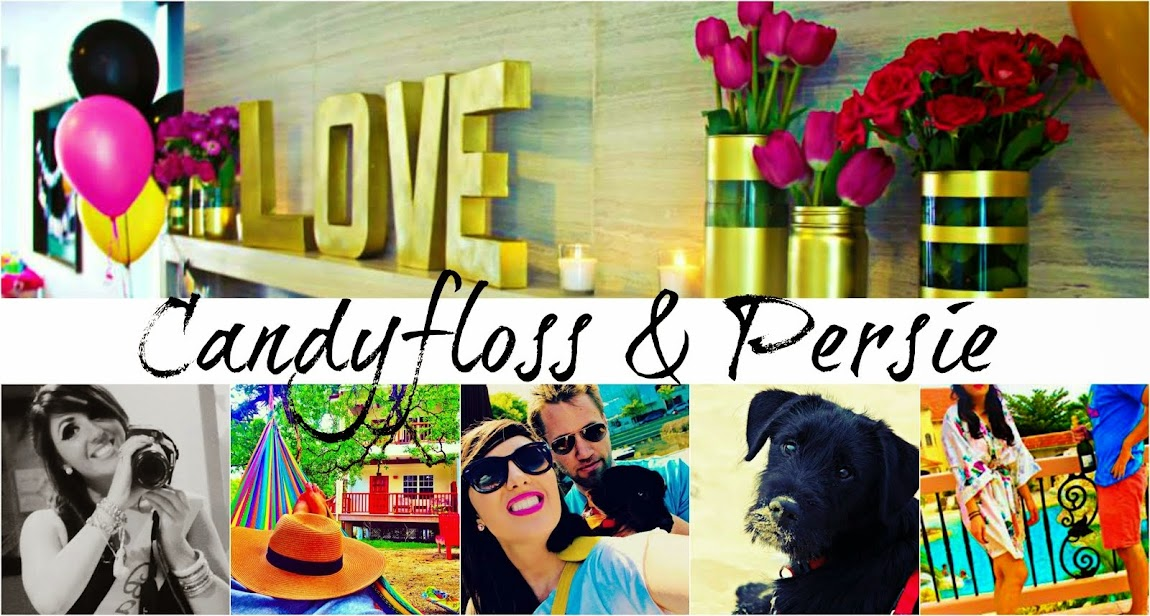 Candyfloss & Persie