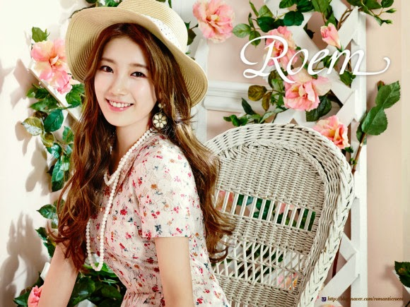 Miss A's Suzy for Korean fashion