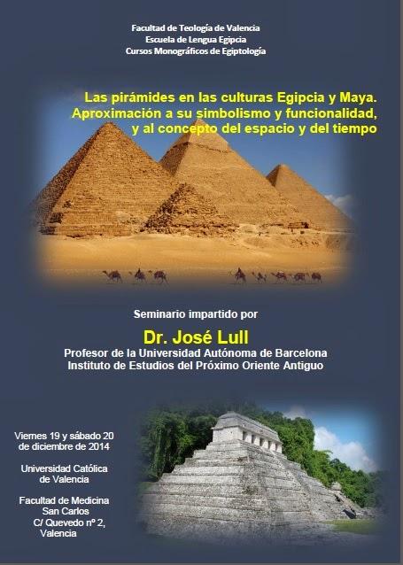 Conferencia las pir mides en las culturas egipcia y maya for En que universidades hay arquitectura