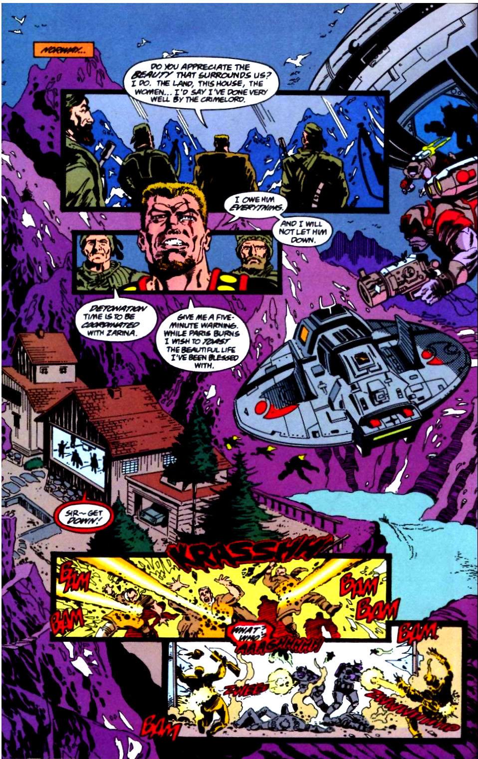 Deathstroke (1991) Issue #47 #52 - English 19