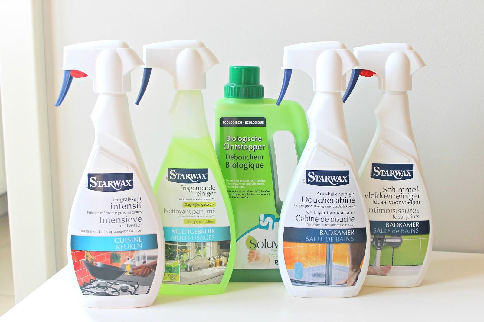 schoonmaken met ammonia