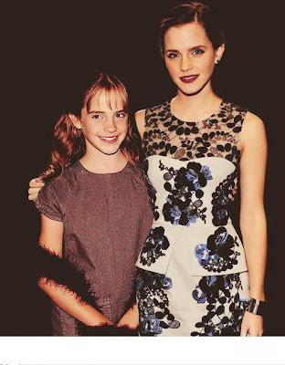 Emma Watson = 1000 punti a Grifondoro!