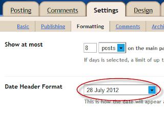 calendar style, calendar icons, blogger tips