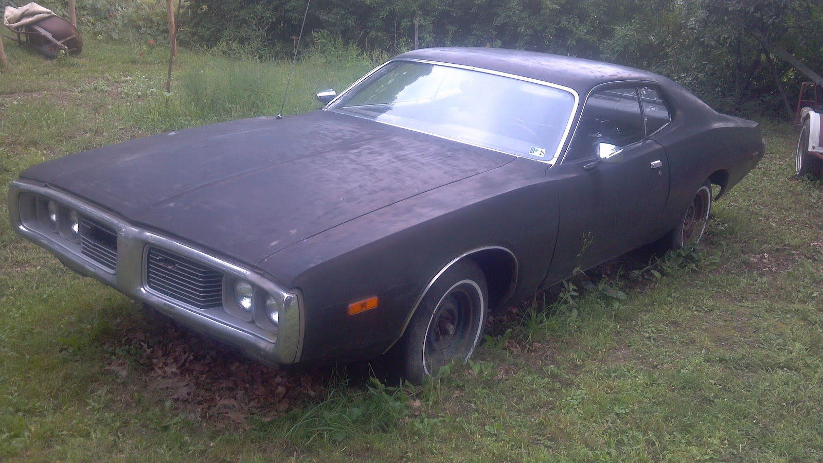 My Two Cents 1974 Dodge Charger Restoration