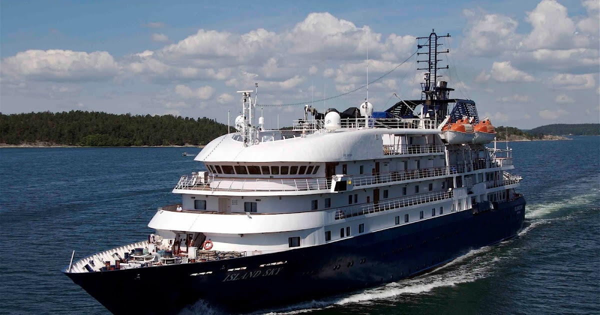 Ms Caledonian Sky Asia As You Ve Never Cruised It Before