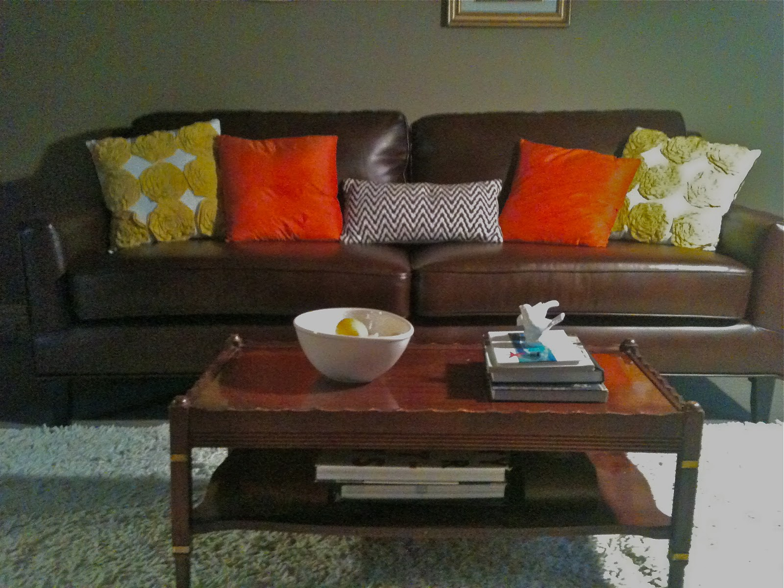 A Little Over A Year Ago, I Bought My First Sofa. Iu0027d Previously Dabbled In  Couch Ownership, If You Can Call My $25 CraigsList Loveseat A Couch, ...