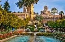 La belleza del Alcázar de los Reyes Cristianos