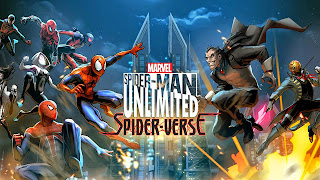 Spider Man Unlimited v1.5.0g Mod APK Unlimited Money