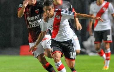Manuel Lanzini, Lanzini, Colon, River Plate, River, derrota, Torneo Final, 2014,