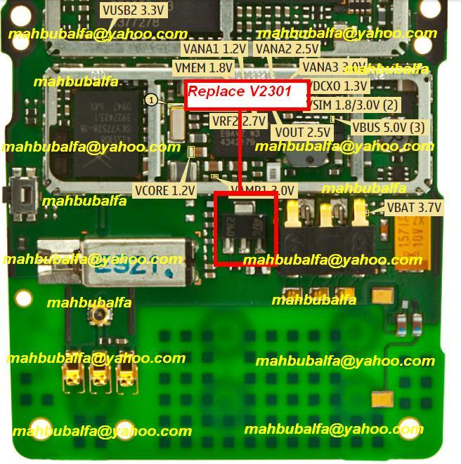 Nokia X2-00 Not charging solution.  All Mobile Solution Free