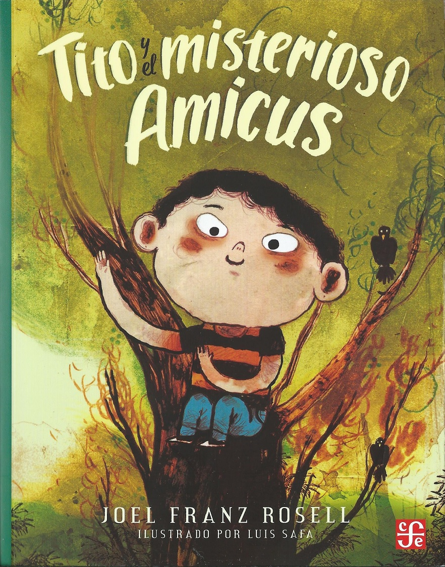 Tito y el misterioso Amicus en Youtube