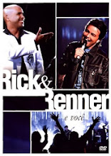 DVD Rick e Renner e Você Ao Vivo