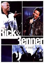 DVD Rick e Renner e Você Ao Vivo (LINK NOVO)