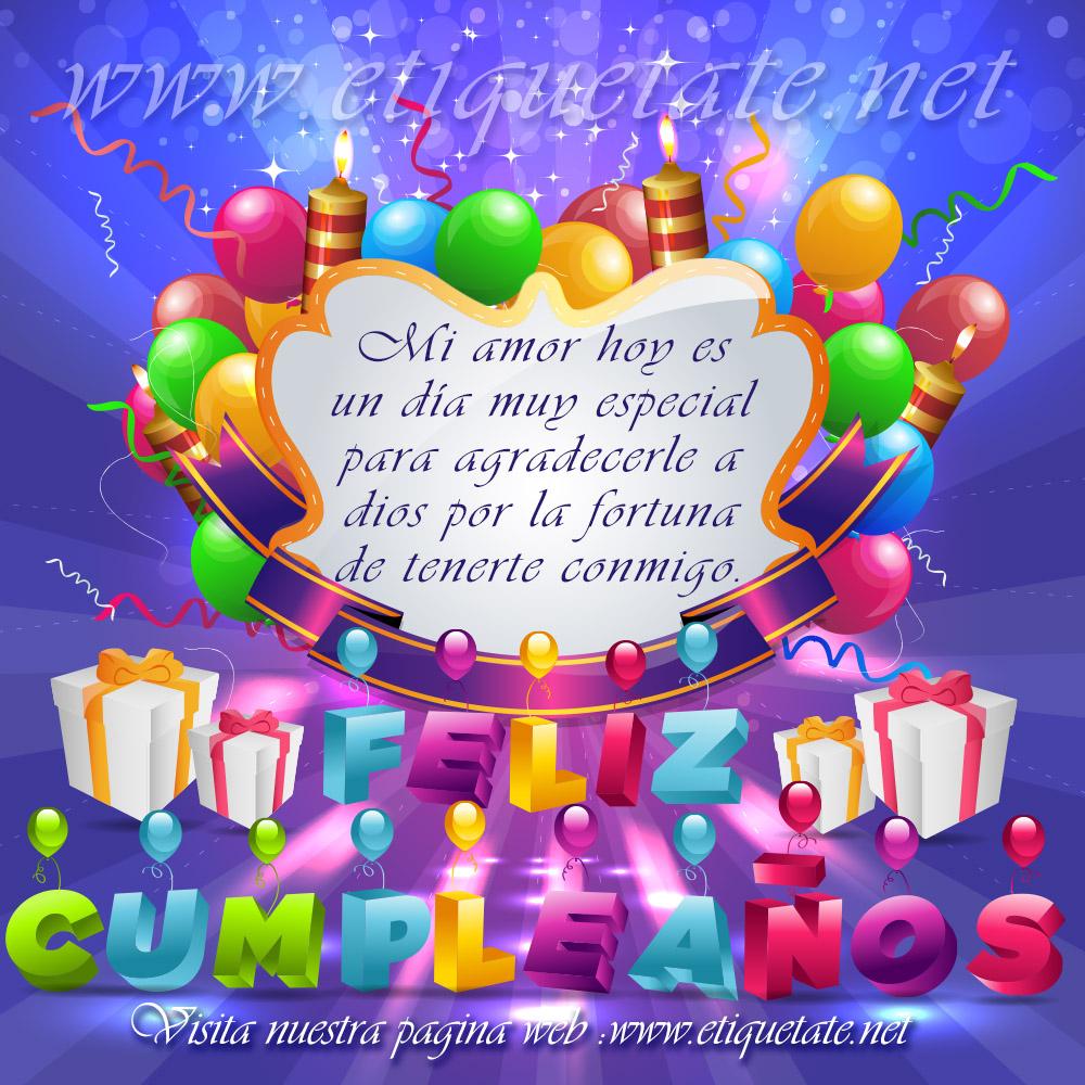 64 Imágenes de Feliz Cumpleaños para etiquetar en Facebook