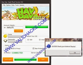 hay day hack iphone ANDROID  PC