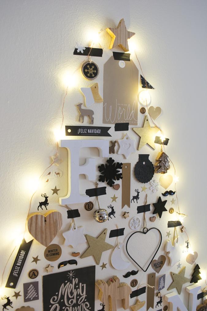 Milowcostblog mi rbol de navidad for Como hacer un arbol de navidad original