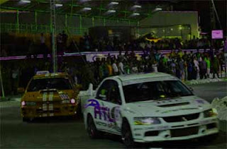 Colombo Night Races in mid-December