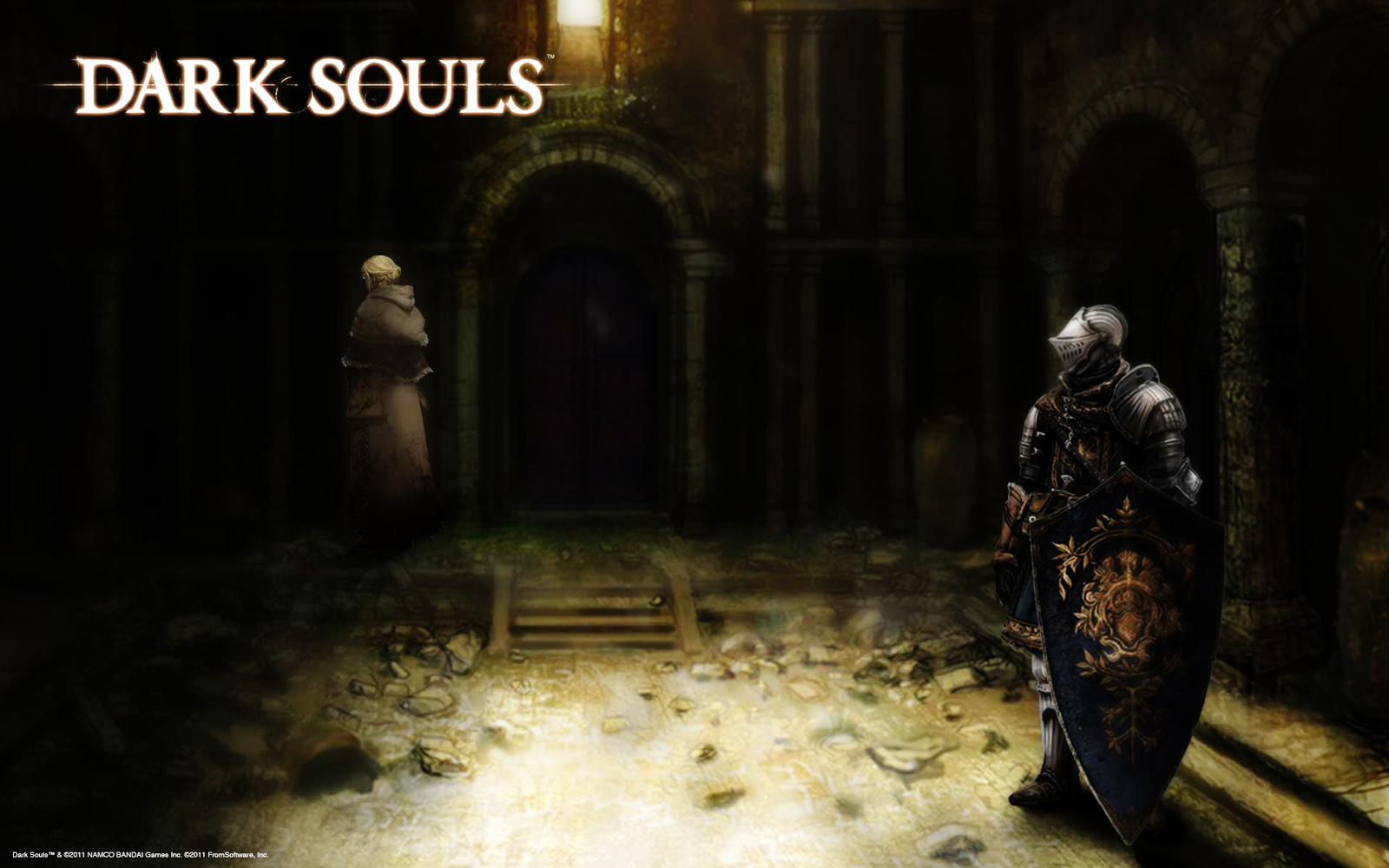 dark souls lodran wallpaper - photo #43
