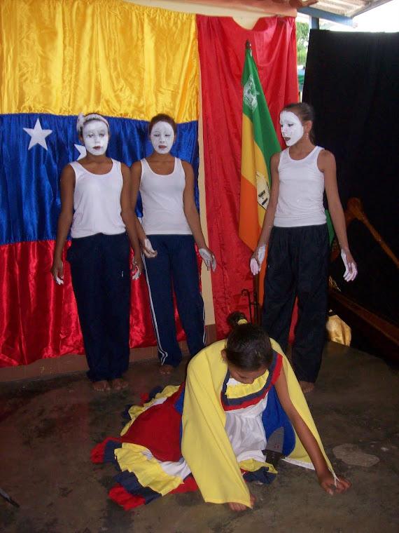 DRAMATIZACIÓN: RECONSTRUYENDO A VENEZUELA
