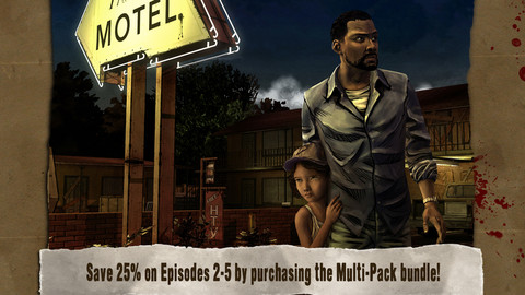 screenshot 5 Walking Dead The Game v1.3