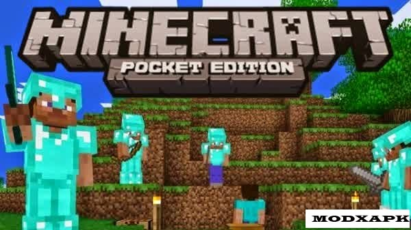 Minecraft – Pocket Edition v0.10.0 Final APK
