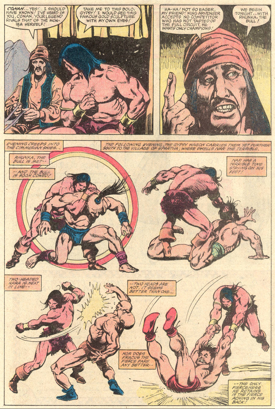 Conan the Barbarian (1970) Issue #137 #149 - English 16